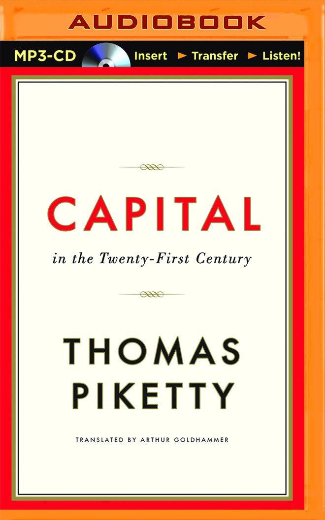 Amazon.com: Capital in the Twenty-First Century (9781491534656 ...