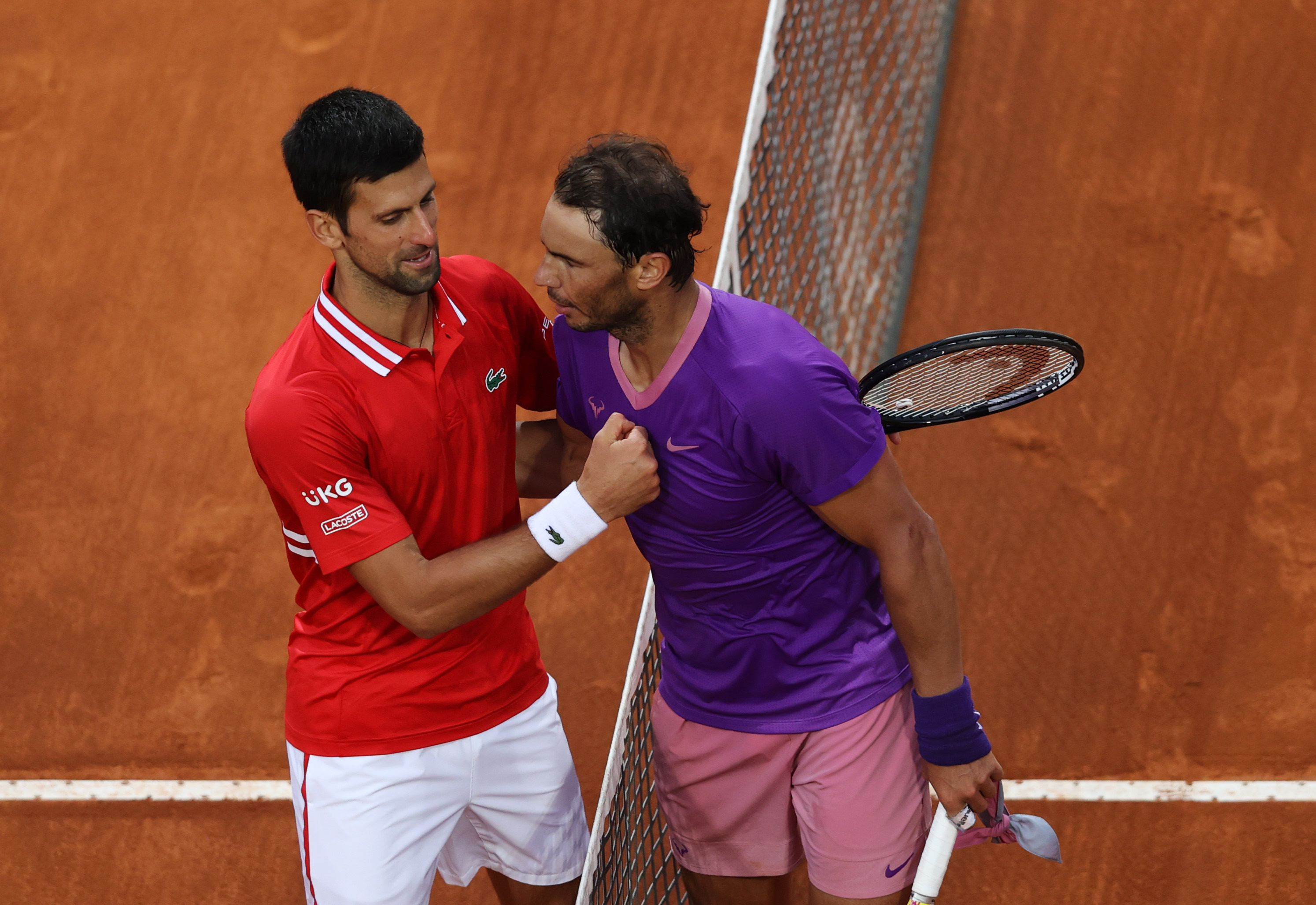 Ten things to know about today's Rafael Nadal vs. Novak Djokovic French Open semifinal