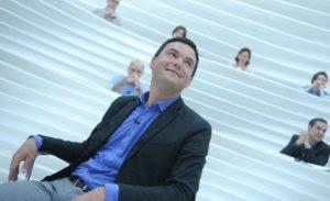 Piketty foi brilhante no Roda Viva