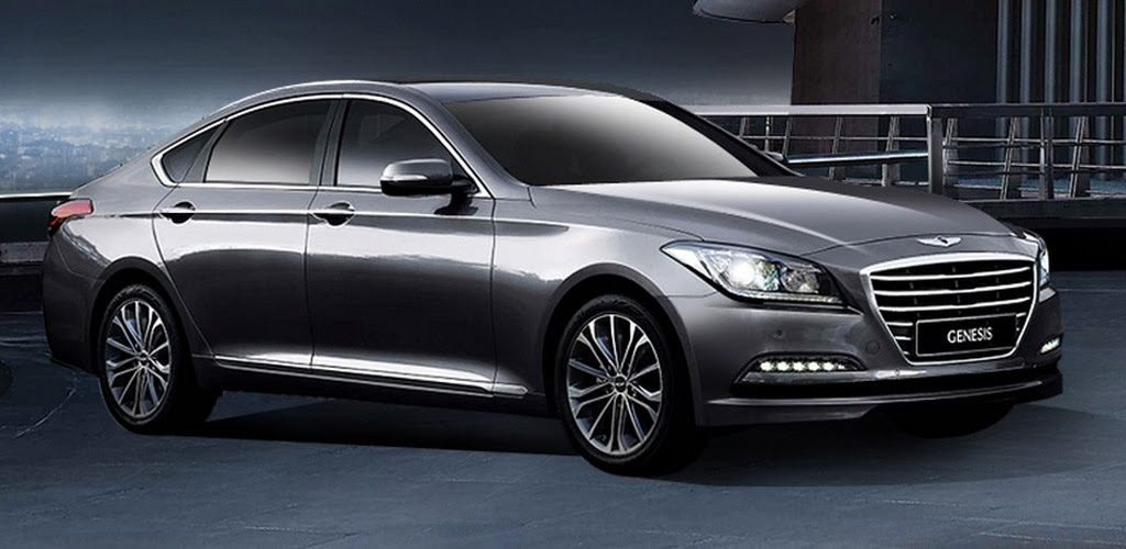 2015 Hyundai Genesis Preview