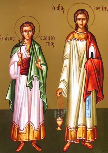 img ST. RUFINUS the Deacon, Martyr