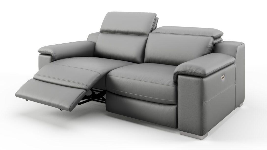 Sofa Mit Relaxfunktion Elektrisch 3 Sitzer Couch ...