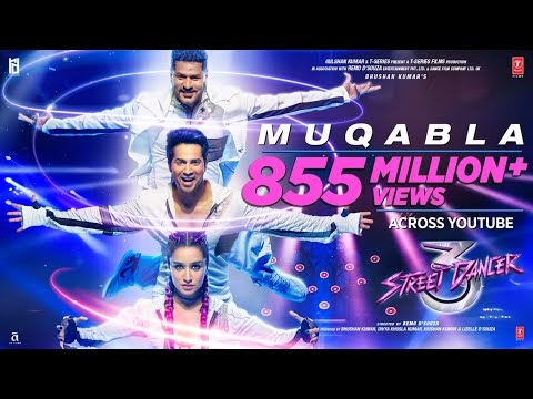 Muqabla - Street Dancer 3D Video