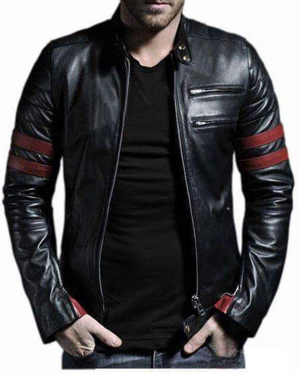 43+ Model Baru Jaket Kulit Pria Terbaru
