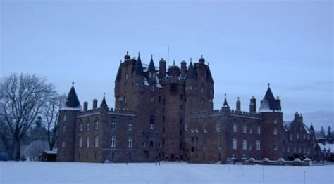 Christmas In The Scottish Highlands. Free English eCards