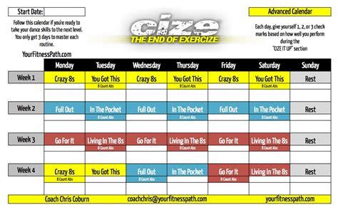 cize dance workout program deluxe