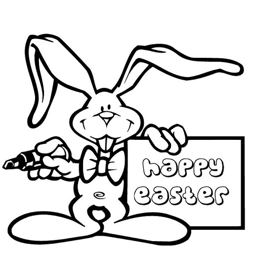 16 Super Cute and FREE Easter Printable Coloring Pages for ...