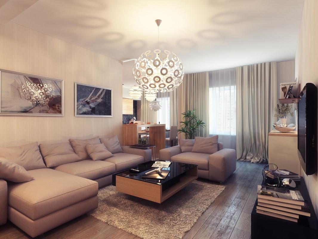 Tasteful Living Spaces