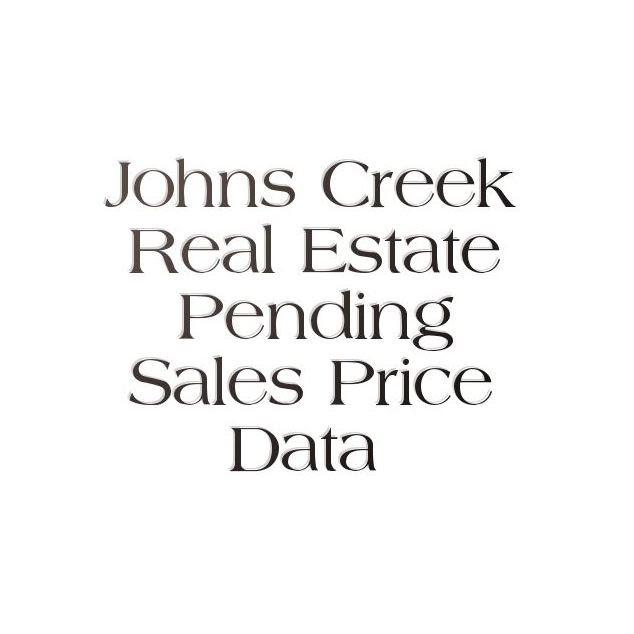City Of Johns Creek Real Estate Market