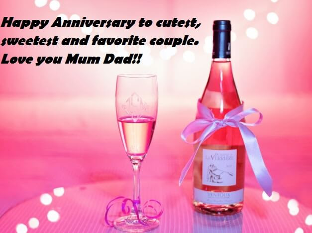 Wedding Anniversary Wishes Quotes For Mom And Dad Best Wishes