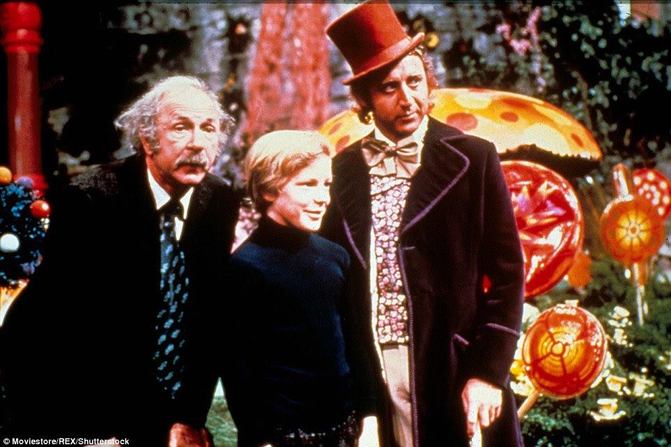 Para as crianças do mundo inteiro, Wilder será para sempre lembrado como o homem de doces de Willy Wonka