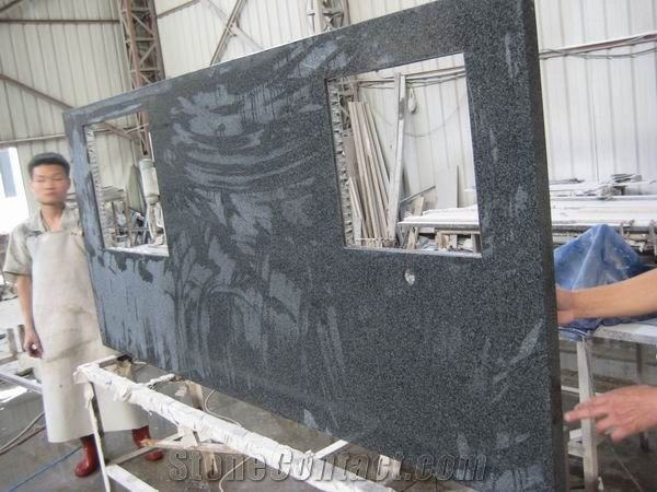Grey Pearl Granite