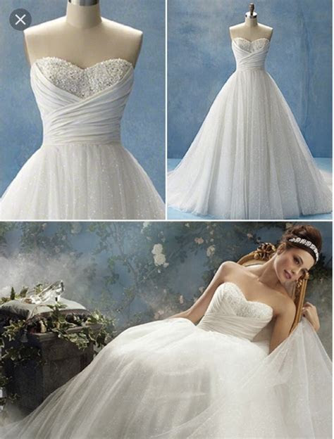 Alfred Angelo Disney Princess Collection Cinderella Gown