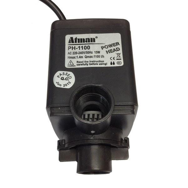 SCHIUMATOIO PROTEIN SKIMMER 200 L - Pompa ATMAN 1100 L/H ...
