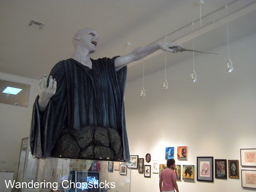 Harry Potter Tribute Exhibition - Nucleus Art Gallery and Store - Alhambra 48