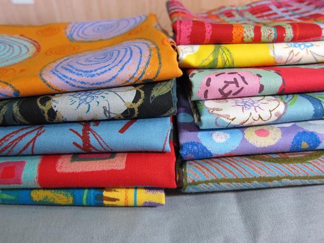 Keiko Goke - circles quilt