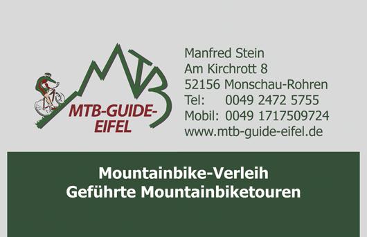 MTB-Guide-Eifel.de - DER Guide in der Eifel!