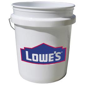 Encore Plastics 5-Gallon Food Grade Bucket