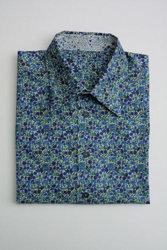 nieuw hemd voor meneer