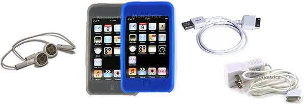 Monoprice iPod Accesories