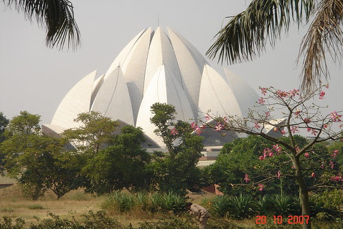 Lotus Temple by ngtrongkien.