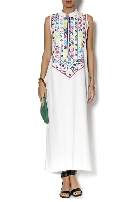 Nativa Mexican Embroidered Dress from Texas ? Shoptiques