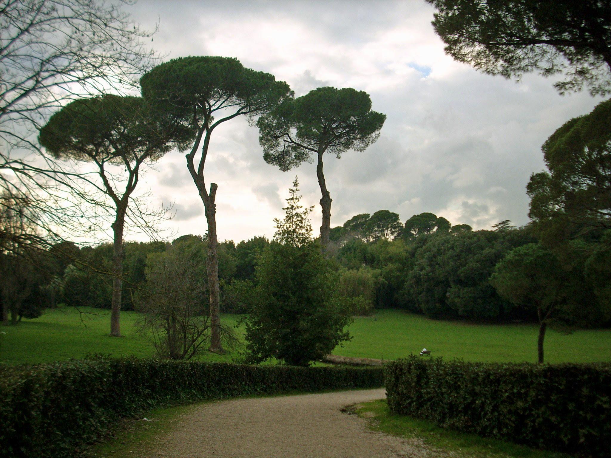 Villa Savoia, where Mussolini was arrested