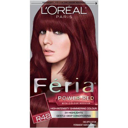 loreal paris feria multi faceted shimmering color walmartcom