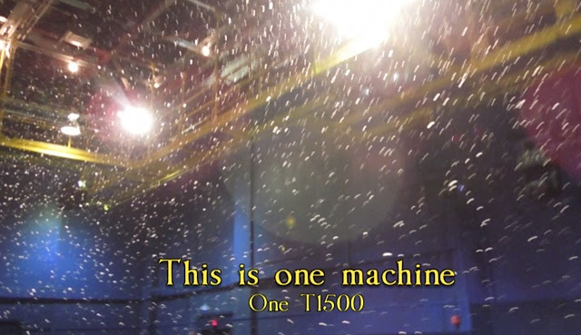 T 1500 snow machine disney