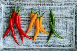 chili pimenta