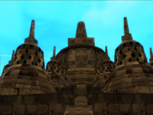 stupa borobudur gta sa
