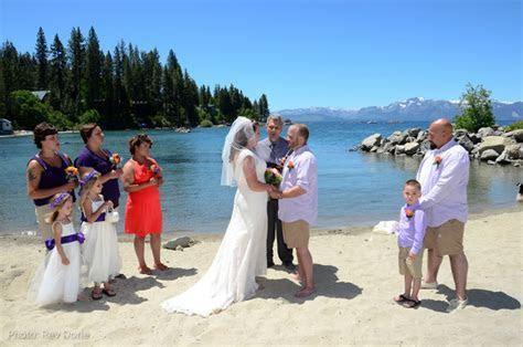 Summer Beach Weddings   Lake of the Sky Weddings