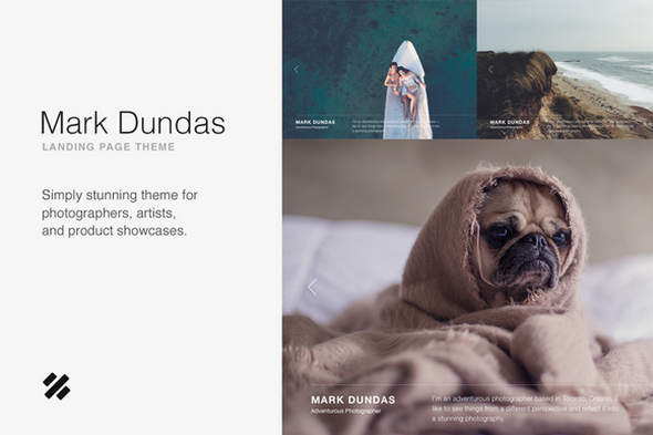 Dundas Photography Theme - Freebie
