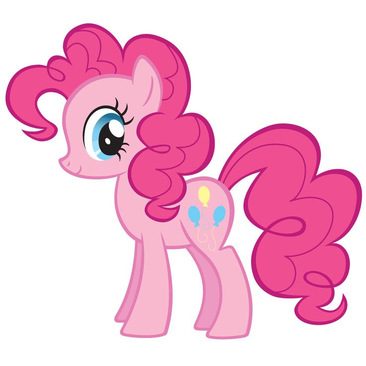 My Little Pony Drawing Pinkie Pie At Getdrawingscom Free For