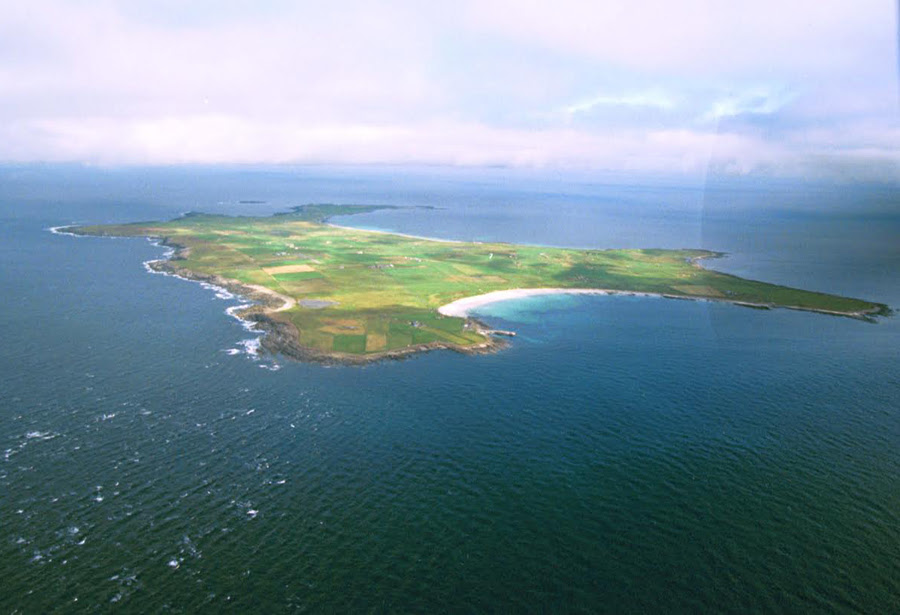 Resultado de imagen de North Ronaldsay orkney pictures from the air