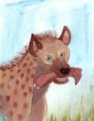 Mtupeni hyena form