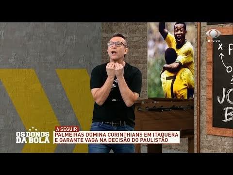 """""""VOCÊS NÃO SABEM JOGAR BOLA"""", NETO ACABA COM TIME DO CORINTHIANS"""