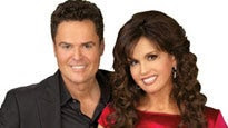 Donny & Marie (Chicago) pre-sale password for concert tickets in Chicago, IL (Oriental Theatre Chicago)