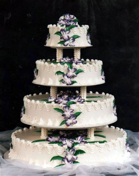 Wedding Cakes   Helen Bernhard Bakery