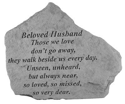 Inspirational Quotes 15520 Beloved Husband Those We Love Dont Go