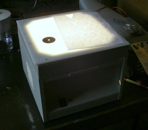 Home-made Lightbox