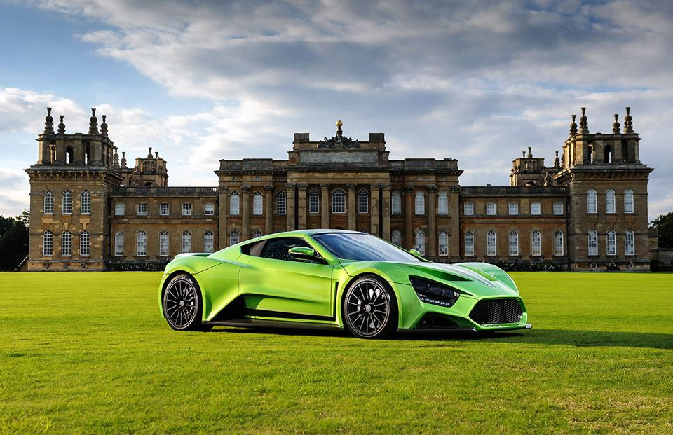 Zenvo ST1: One of the Most Expensive Cars You've Never Seen