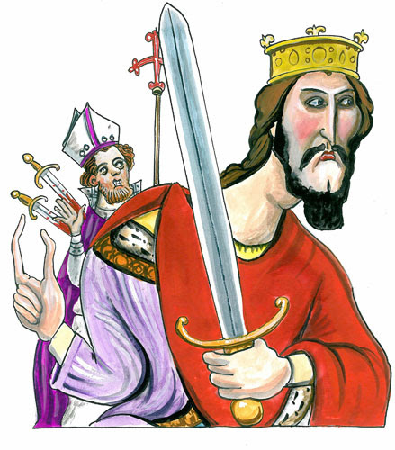 Kings and Queens: Henry II was the first of the longest line of English kings