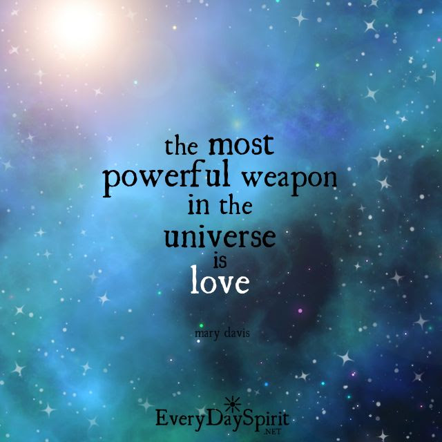 Powerful Weapon Of Love Ripple Effect Wellness Centre