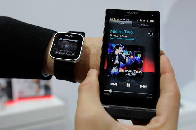 Sony launches SmartWatch at Rs 6299