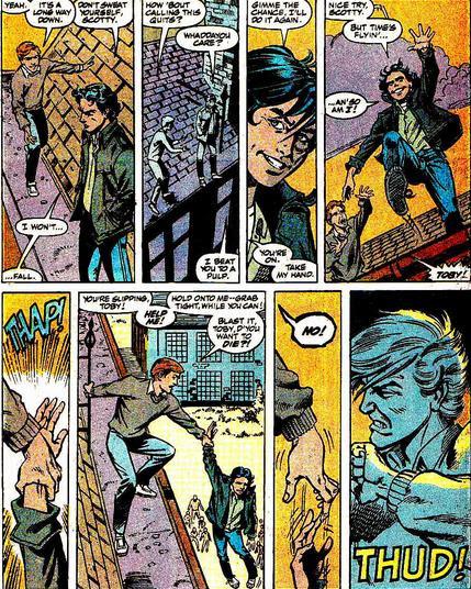 Classic X-Men 41 - Suicide
