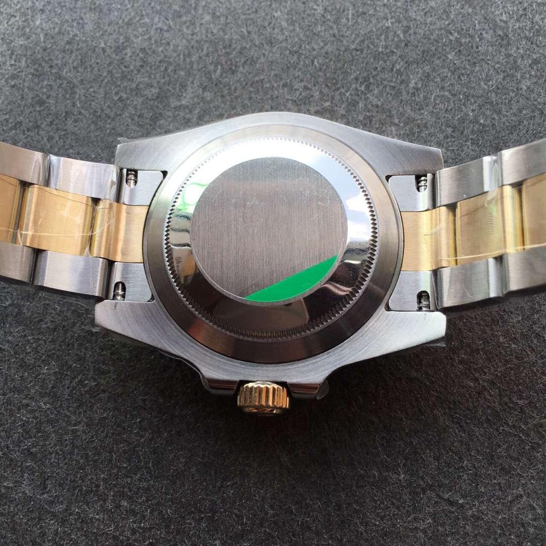 Replica Rolex Submariner 116613LN Caseback