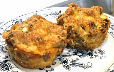 TASTY TURKEY MUFFINS - Linda's Low Carb Menus & Recipes