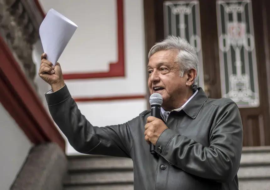 Resultado de imagem para México. López Obrador em seu labirinto