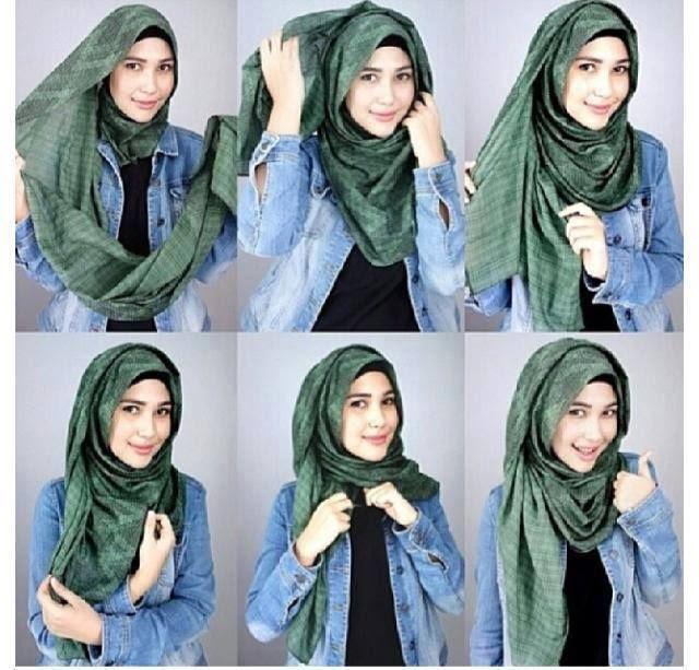 Chic Style Hijab Tutorial